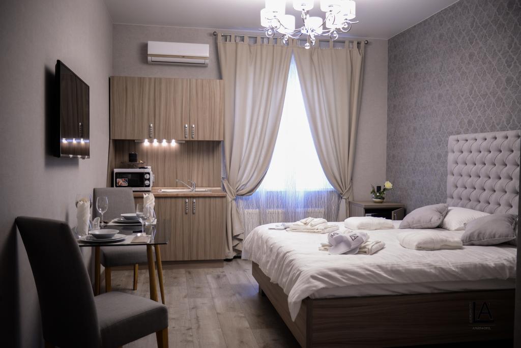 Kijów Apart hotel Lake Apartments gdzie nocować co zobaczyć tani nocleg