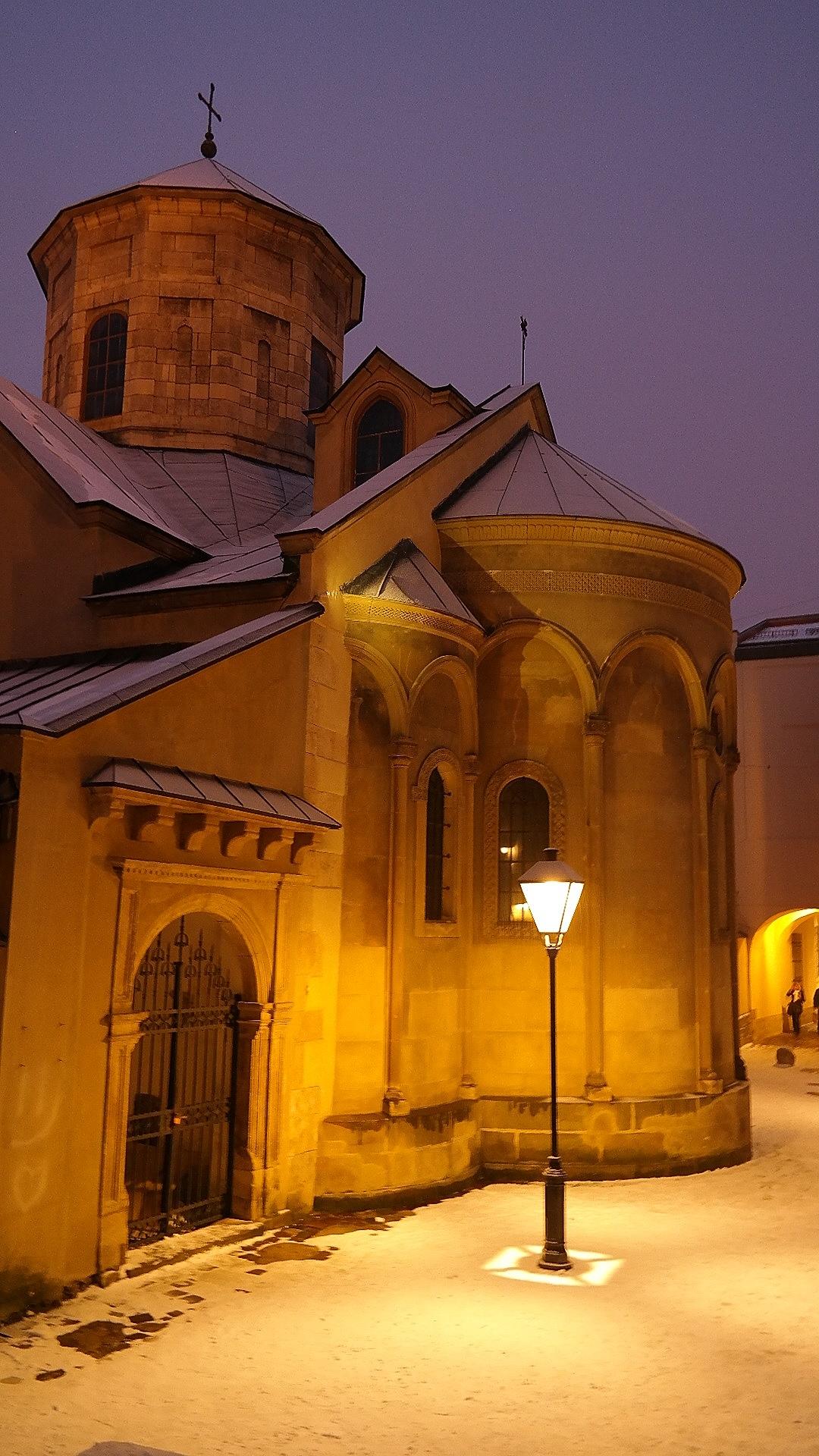 Dzielnica Ormiańska we Lwowie
