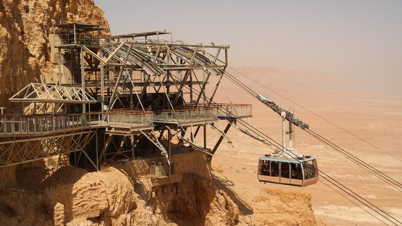 Kolejka masada Izrael ceny