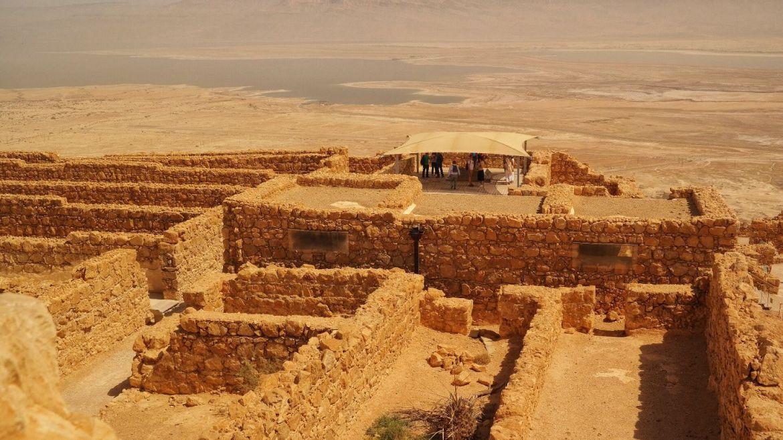 Masada panorama Izrael twierdza ceny informacje