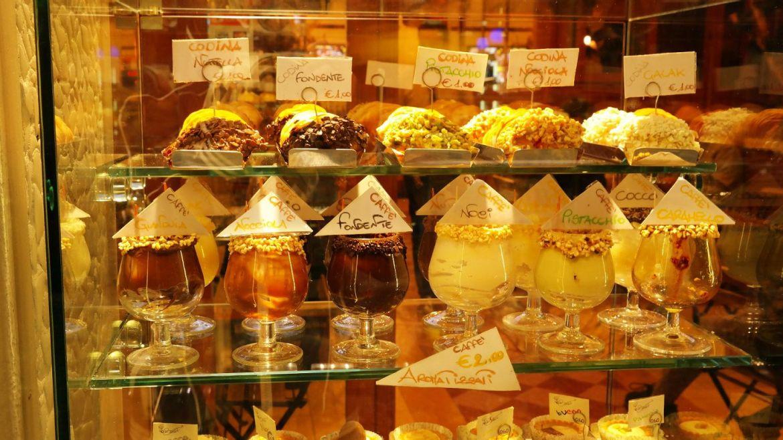 Desery w Neapolu