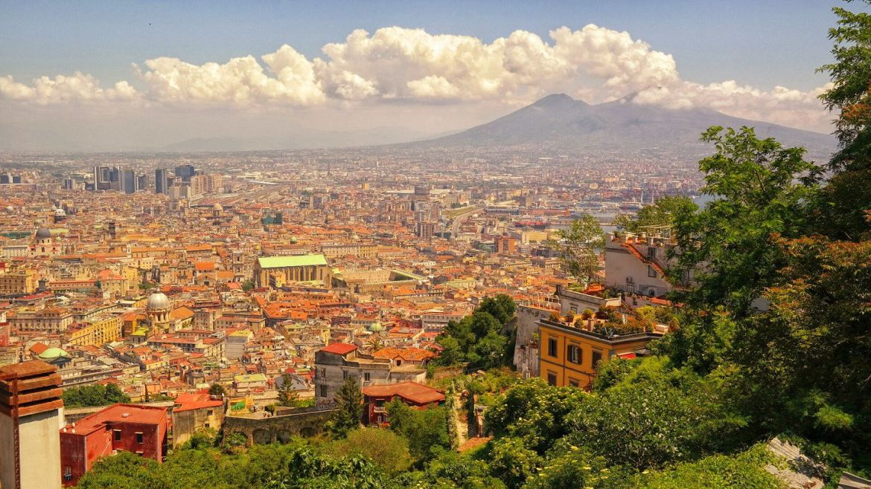 Panorama Neapol