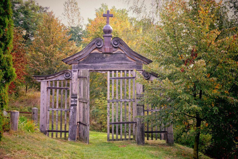 Brama z Żyrzyna
