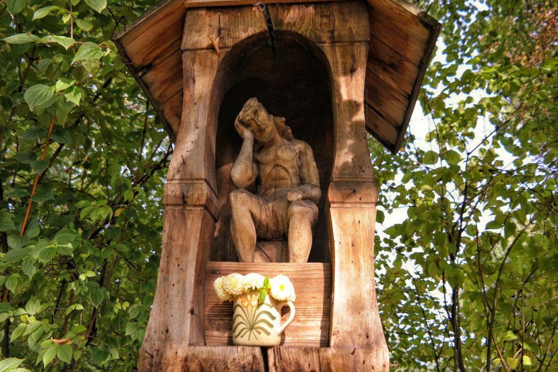 Kapliczka z Kolanówki