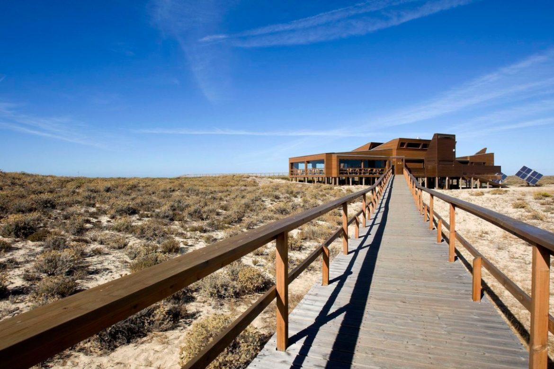 Restauracka Estamine na wyspie Deserta co zwiedzić w faro