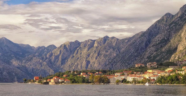 Czarnogóra Zatoka Kotorska