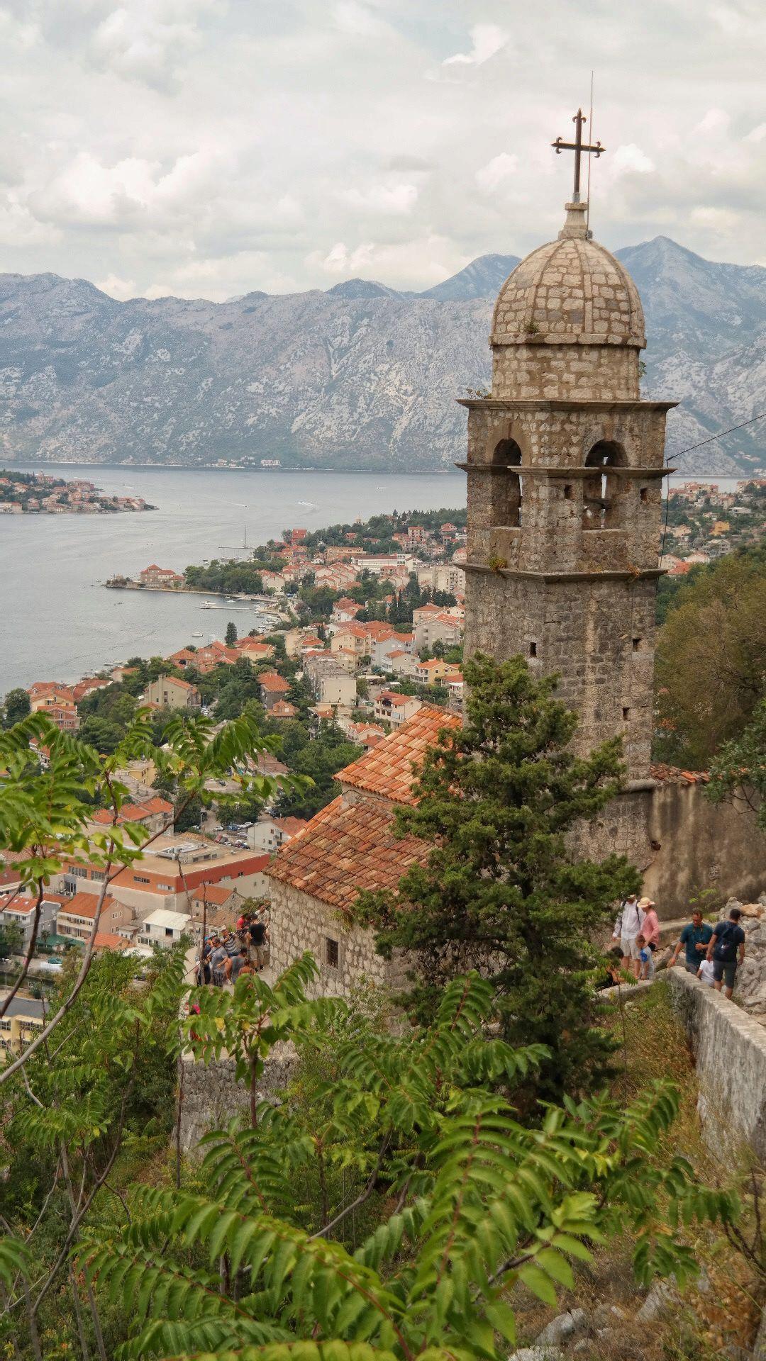Kotor Zamek Czarnogóra