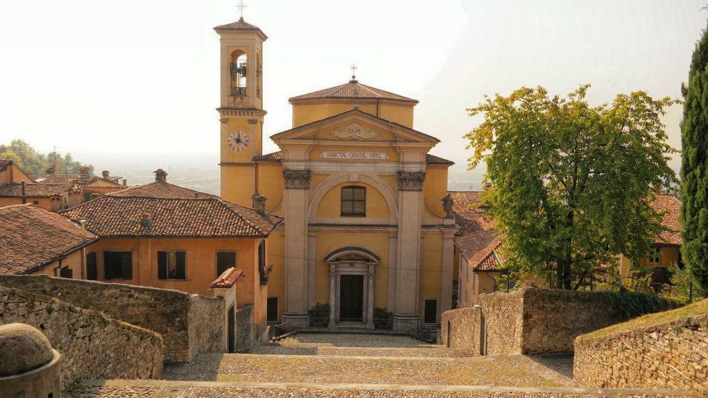 Kościół San Gottardo Bergamo