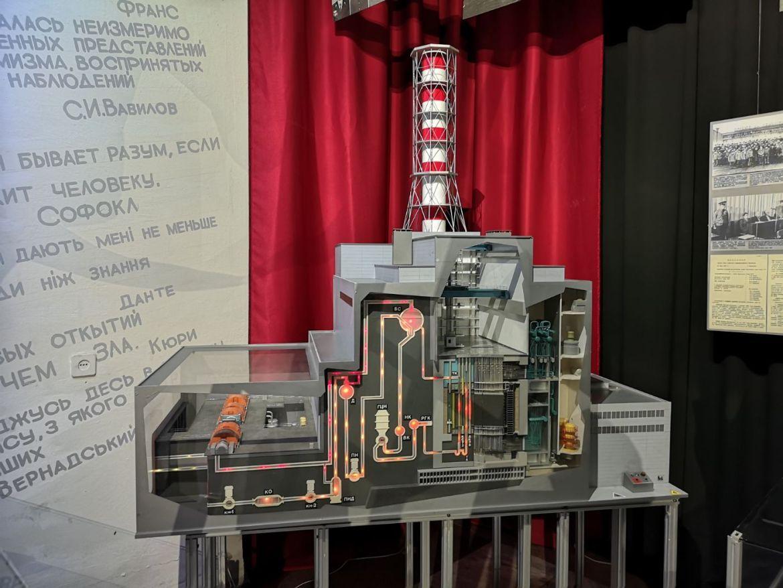elektrownia czarnobyl muzem czarnobylskie