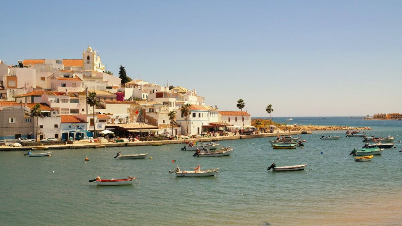 Portimão Algarve zachodnie Portugalia