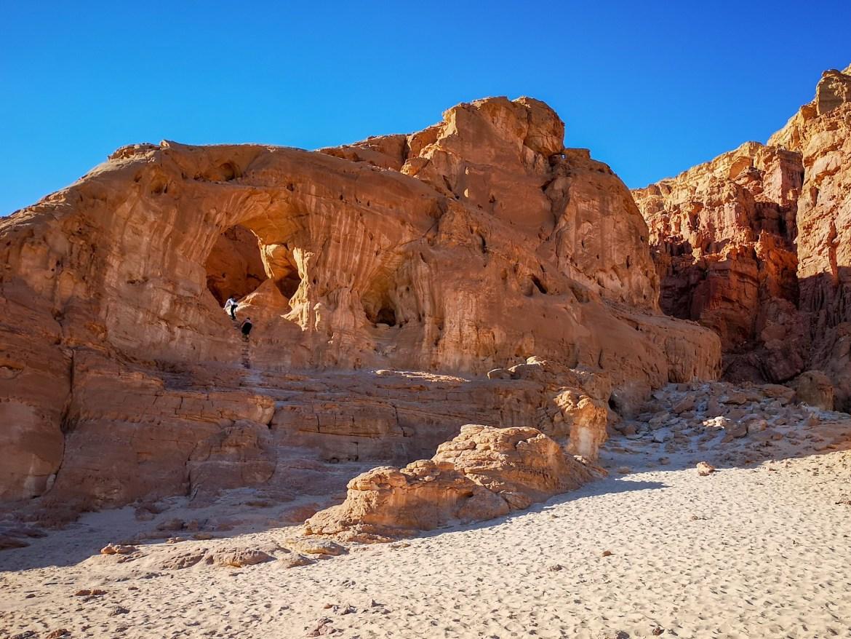 Timna park eilat łuki negav pustynia