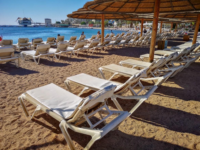 eilat i okolice plaża