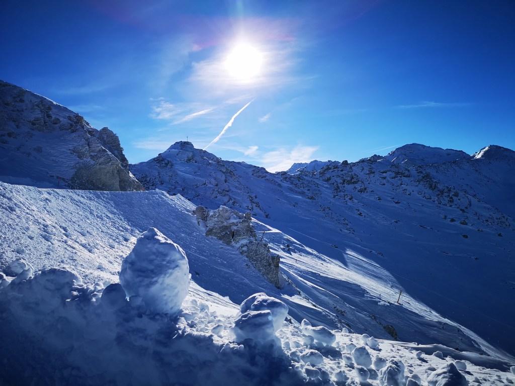 Nendaz AlpVision Szwajcaria apartamenty Narty 4 valles szczyt