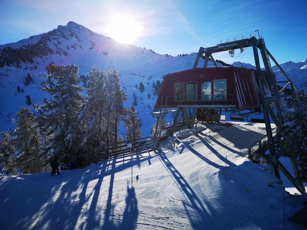 Nendaz narty wyciąg krzesełkowy szwajcaria 4 vallees 4 doliny onefun
