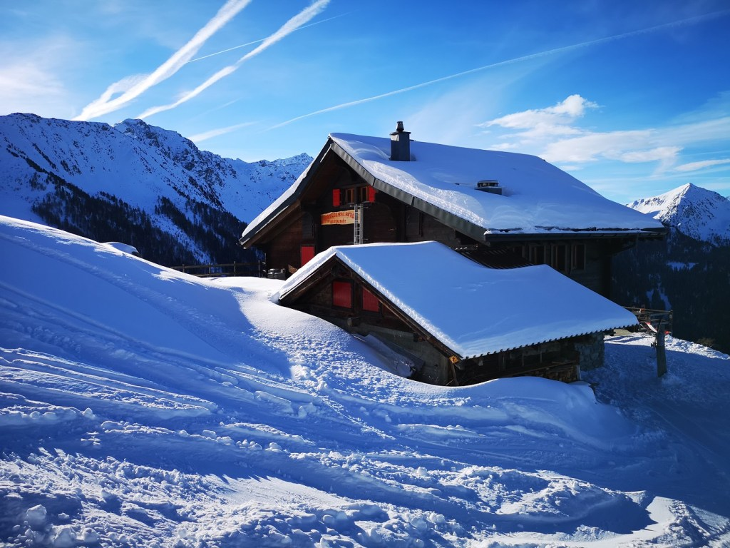 nendaz stoki restauracja 4 valles 4 doliny szwajcaria siviez one fun narty