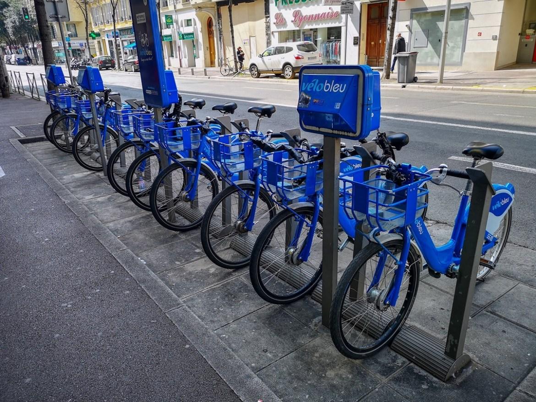 Nicea co zwiedzić i zobaczyć w nicei zwiedzanie Nicei transport rowery wypożyczenie rower miejski nicea weekend blog velo bleu