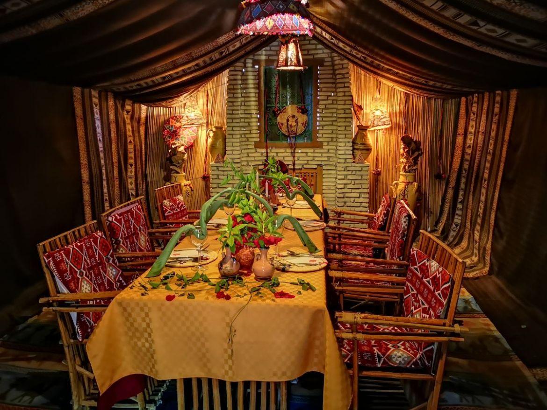 berberowie jedzenie obiad tunezja