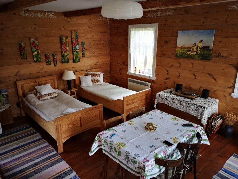 korolowa chata pokój sypialnia podlasie
