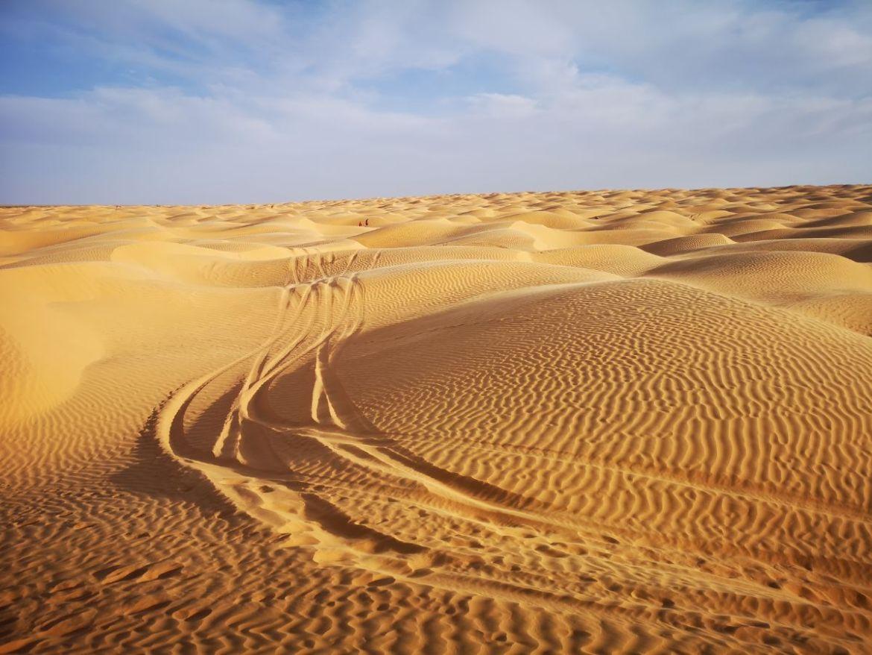 noc na pustyni tunezja