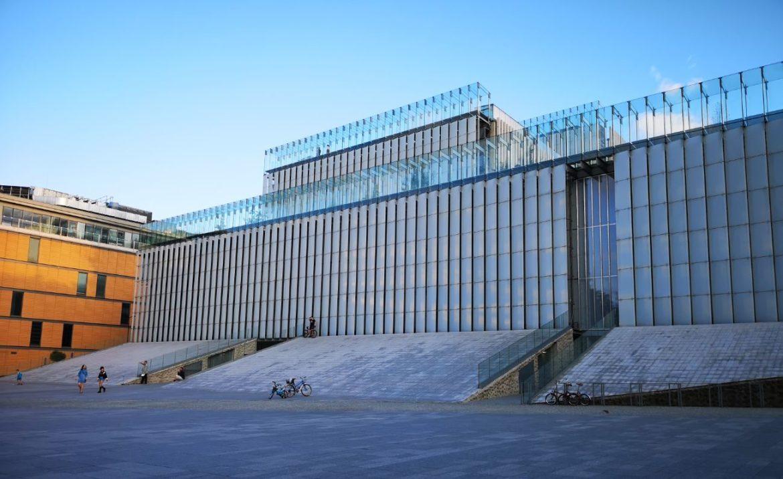 centrum spotkania kultur lublin na weekend architektura co zwiedzić w lublinie