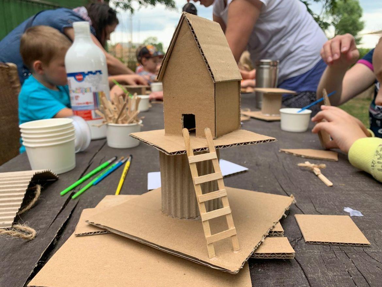 etno roztocze topólcza ogrod zabaw dla rodzin z dziećmi