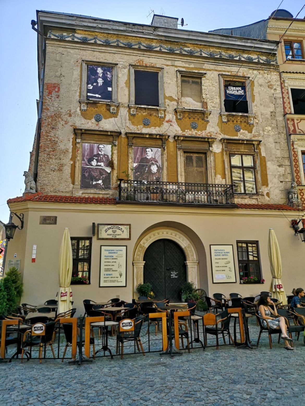 restauracja mandragora stare miasto lublin co zjeśc w lublinie co zwiedzić w weekend
