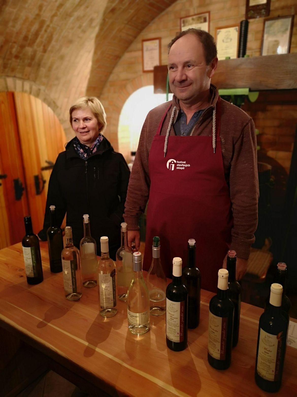Vrbice winiarnia