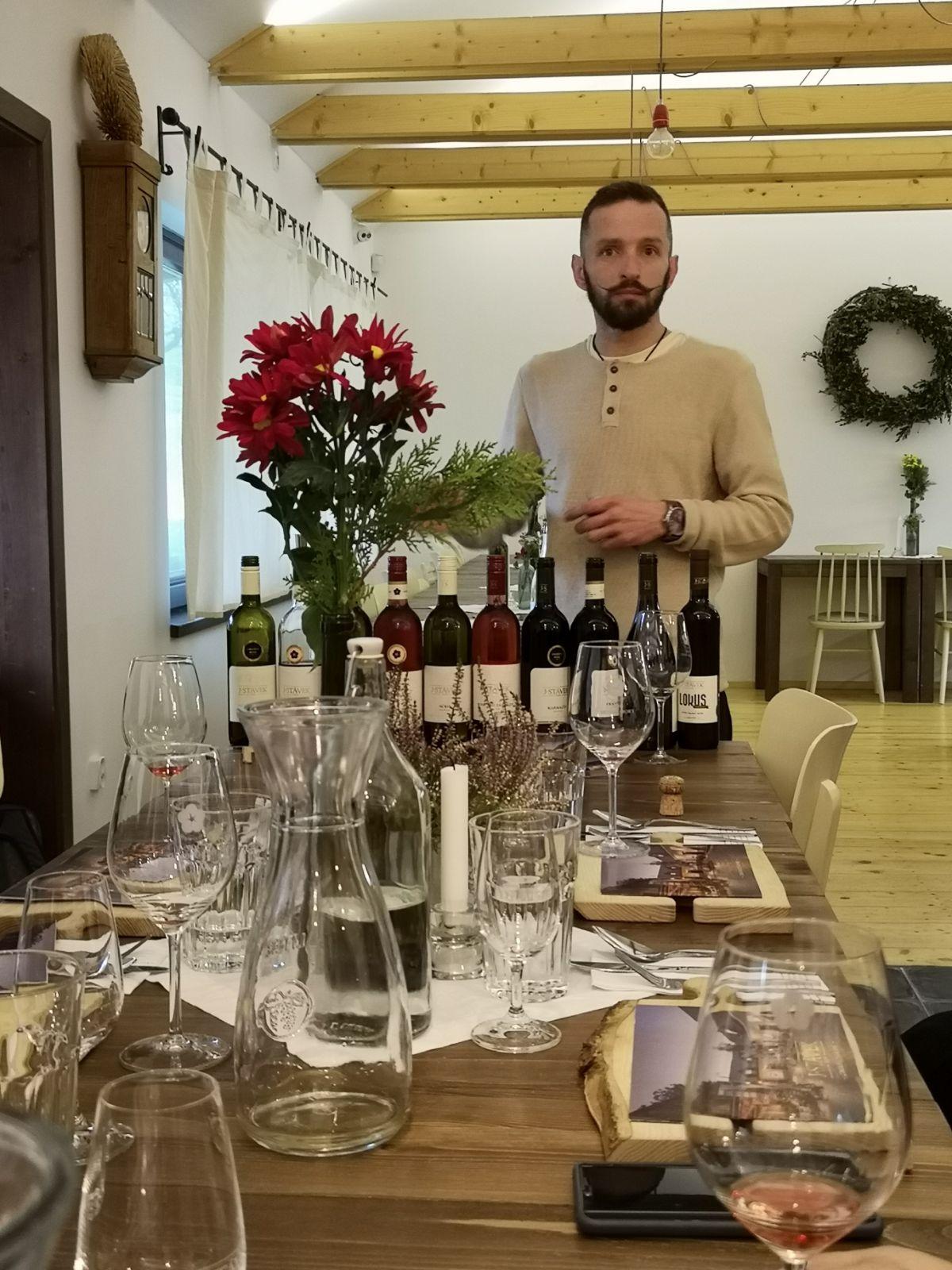 jstavek winiarnia