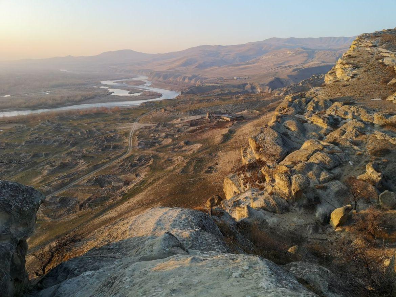 uplisciche panorama gruzja zwiedzanie co zwiedzić zobaczyć w gruzji