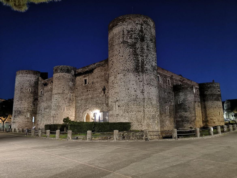 Castello Ursino katania zamek zwiedzanie