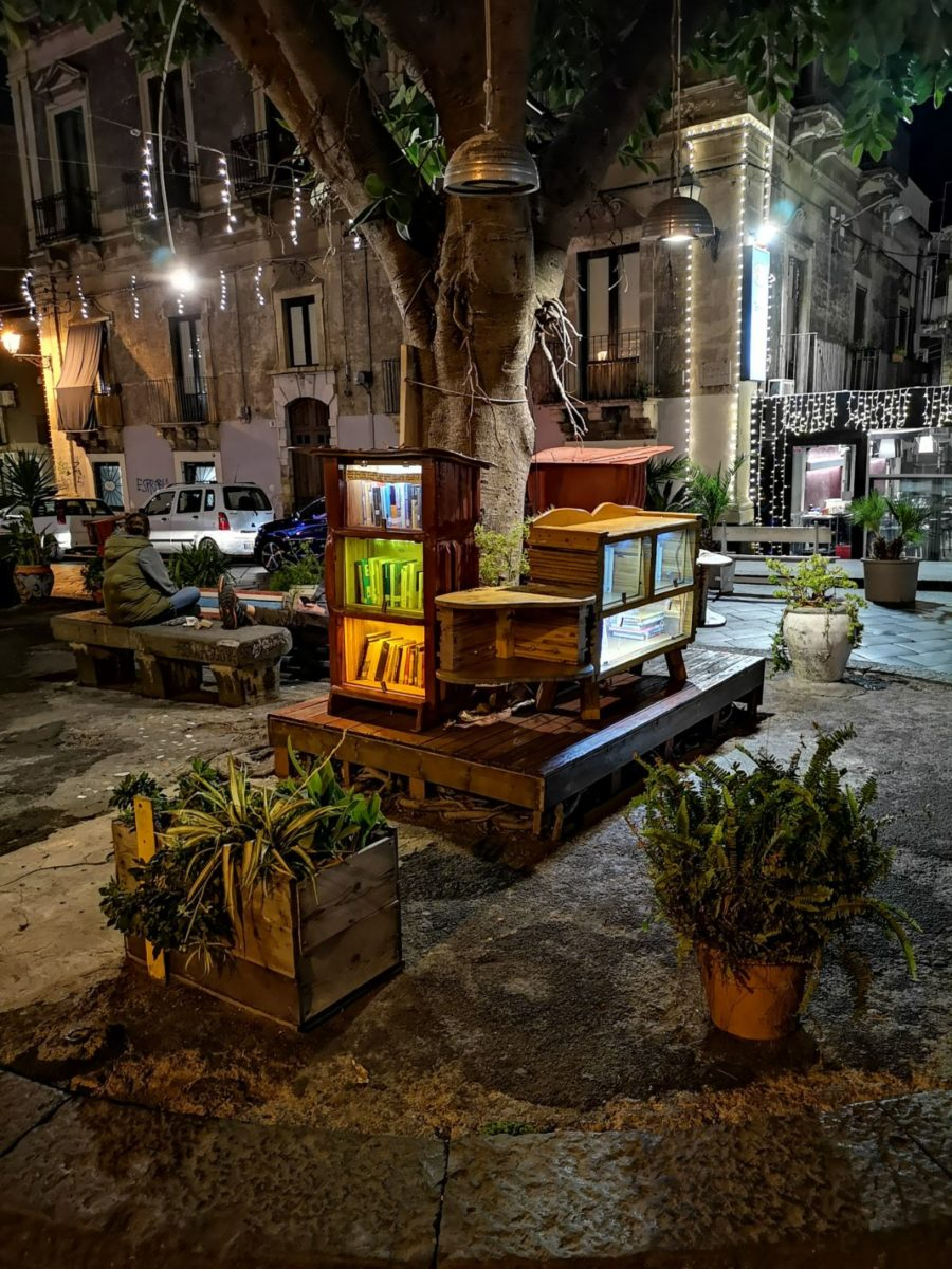 Piazza Federico di Svevia katania catania 2