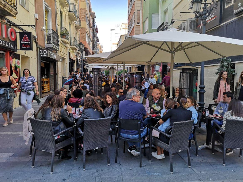 centrum katanii hiszpania co gdzie jeść