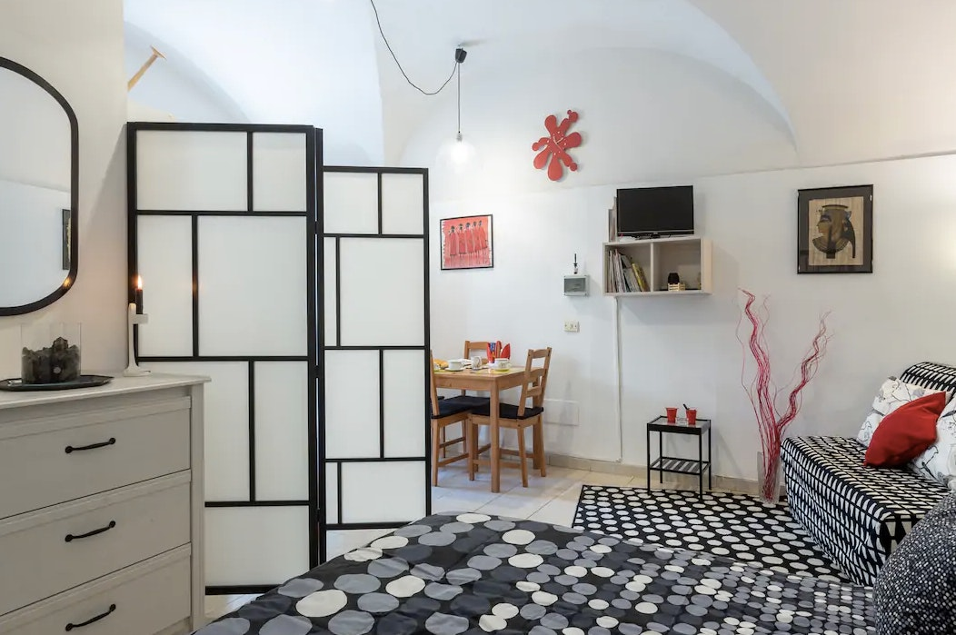 nocleg w katanii włochy airbnb tanio
