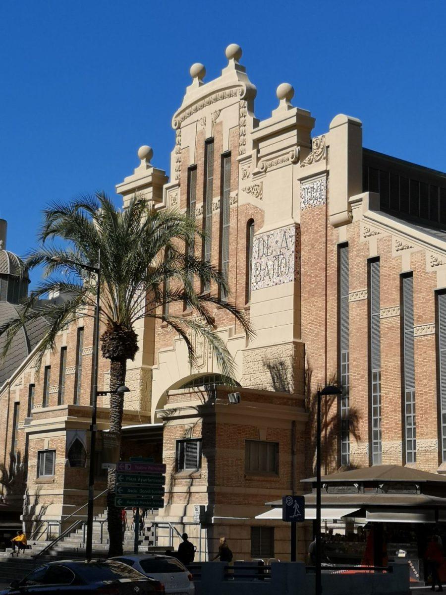 targ katania Mercado Central de Alicante