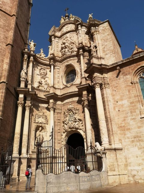 katedra walencja