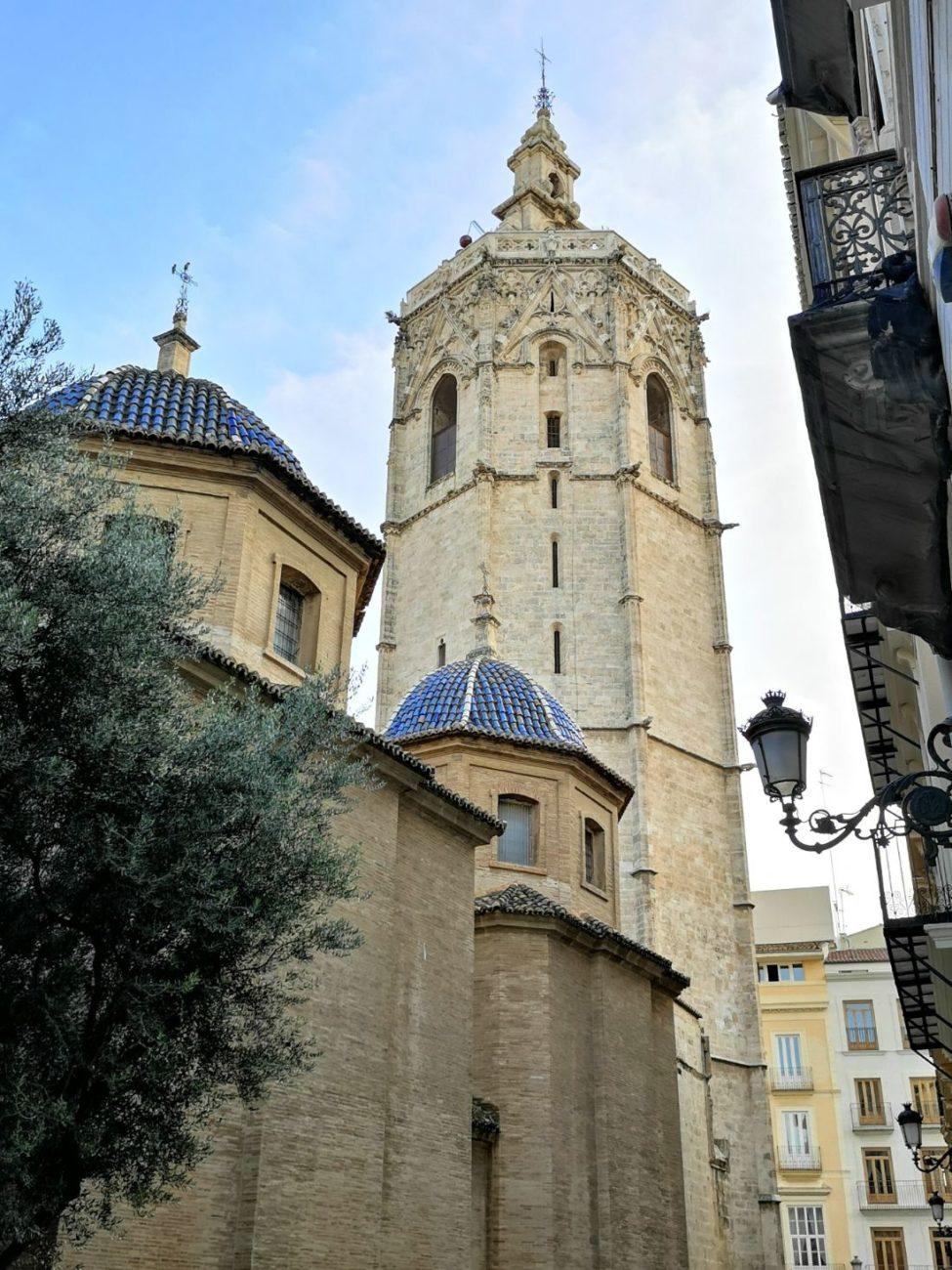 walencja zwiedzanie katedra walencja