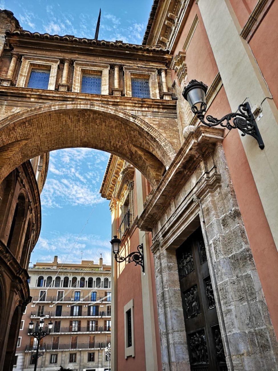 zwiedzanie centrum katedra blog hiszpania costa blanca