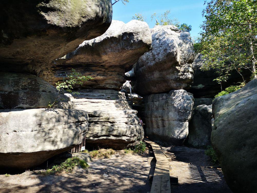 błądne skały szlak