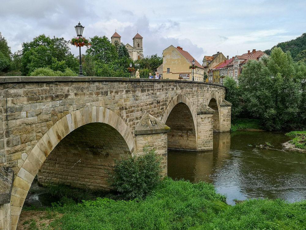 most kamienny bardo ziemia kłodzka