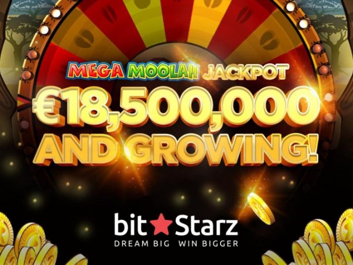 Mega Moolah's €18,589,210 jackpot is waiting, will you win it all?