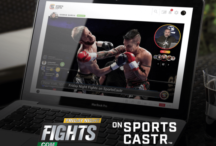 SportsCastr Blockchain Project Delves Into the world of Mixed Martial Arts