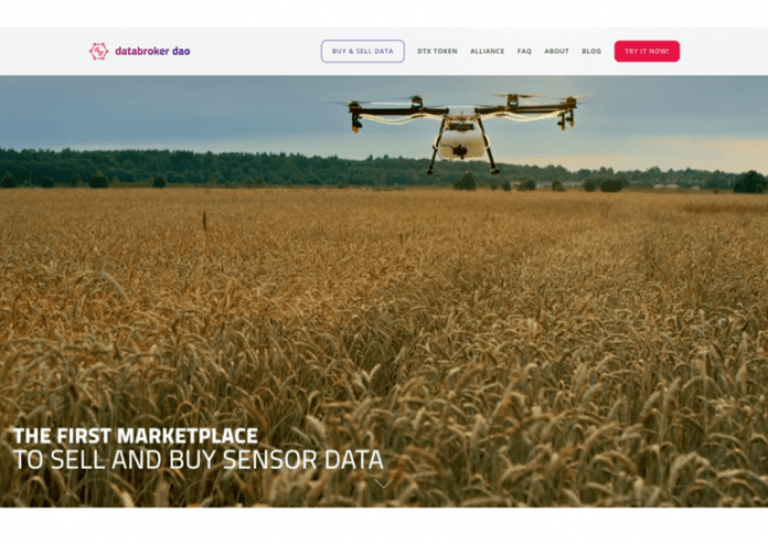 DataBroker DAO IoT Sensor Data Marketplace Goes Live Ahead of international Expos
