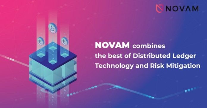 In a world of IoT, Cybersecurity reigns supreme - NOVAM combines the best of Distributed Ledger Technology and Risk Mitigation