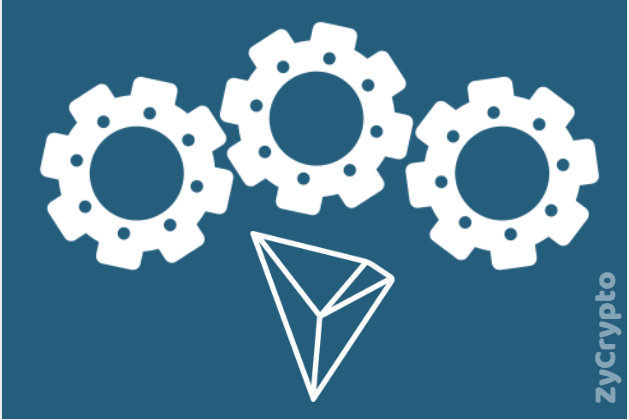 TRON (TRX) Virtual Machine to Sketch A New Awesome Growth for the Altcoin
