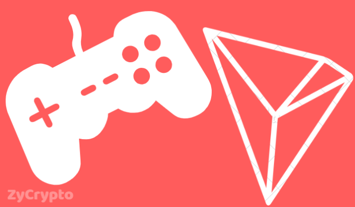 Tron (TRX) Hosts the World's Blockchain-Based Idle Game