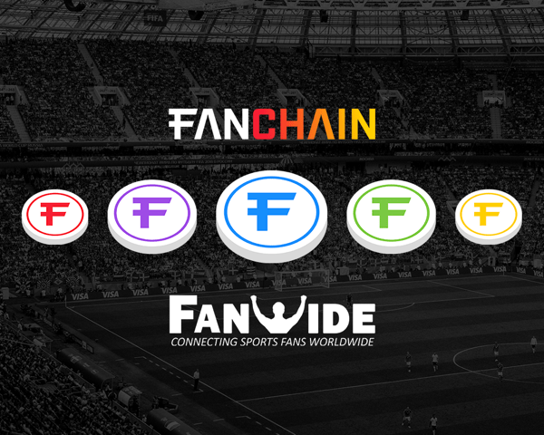 World's Largest Sports Fan Network Adopts FanChain as its Official Cryptocurrency