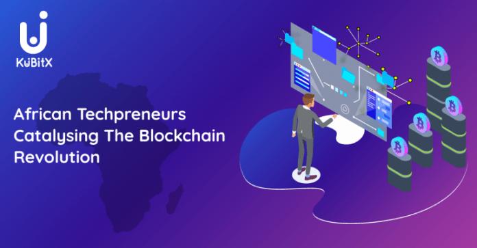 African Techpreneurs catalysing the Blockchain Revolution