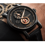 Tech Bureau Europe Partner Chronoswiss To Launch Crypto Branded Wristwatches