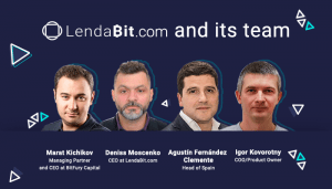 P2P lending service Lendabit.com reveals its team and advisors