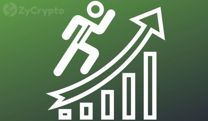 Bitcoin Poised To Soar Above $10,000 In Next Parabolic Surge